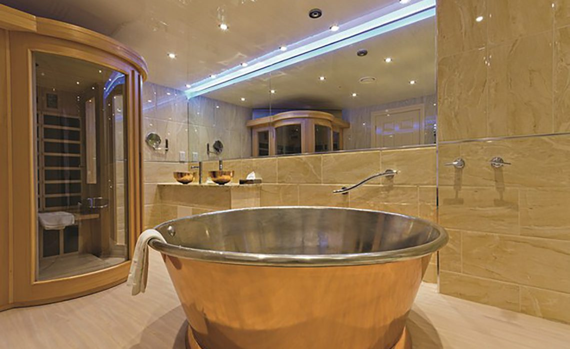 Silver Spa Package £299 per night