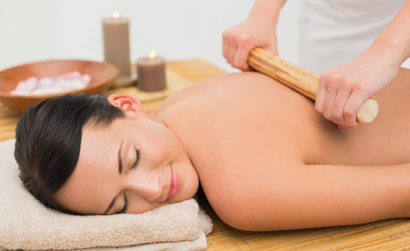 Bamboo Massage Special Introductory Offer Only £35